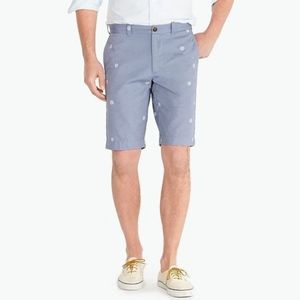 J. Crew • Rivington Nautical Sailor Chino Shorts